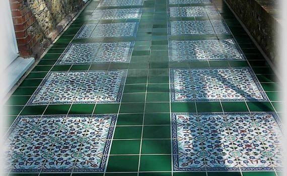 Armenian Ceramics Floors